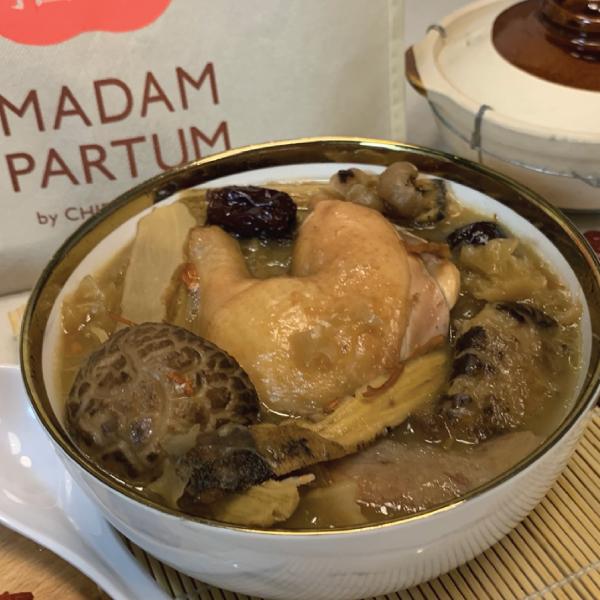 Pre-Partum Collagen Soup
