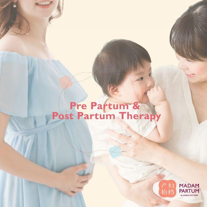Pre Partum and Post Partum Journey